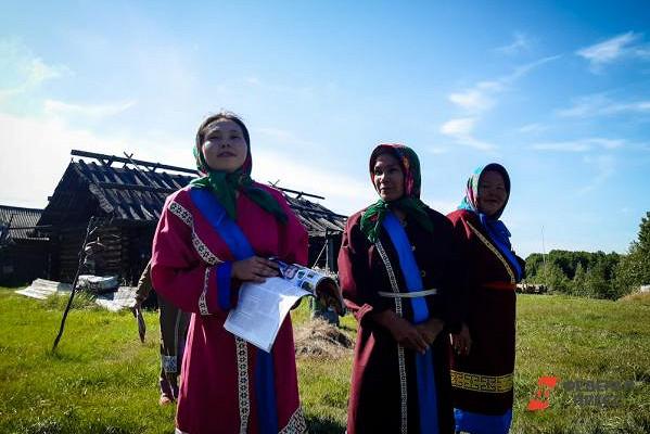Культуру народов Югры представят вАфрике