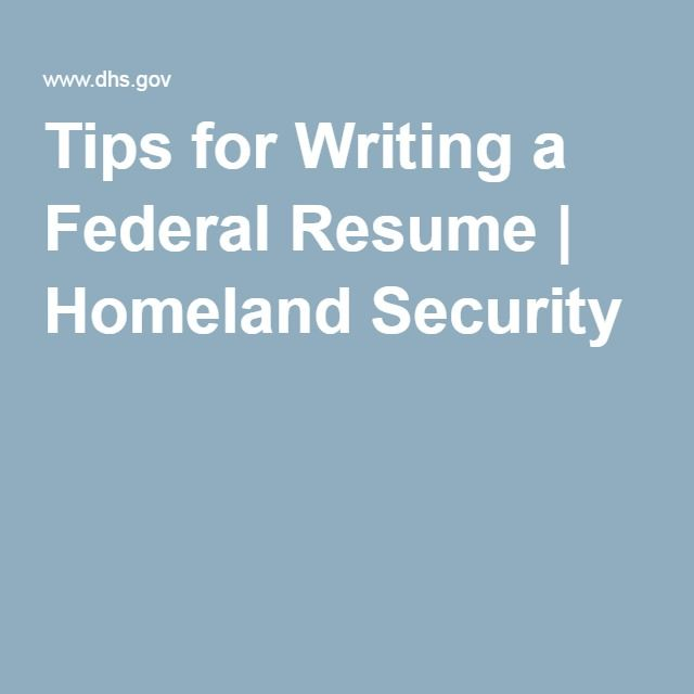 Write my government jobs resume writing service