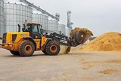 «Степь» досыпает зерно