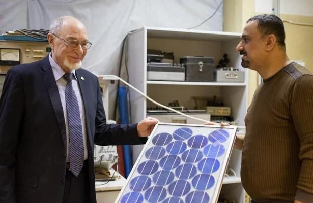 Ученые изРоссии иИрака создали солнечный опреснитель воды
