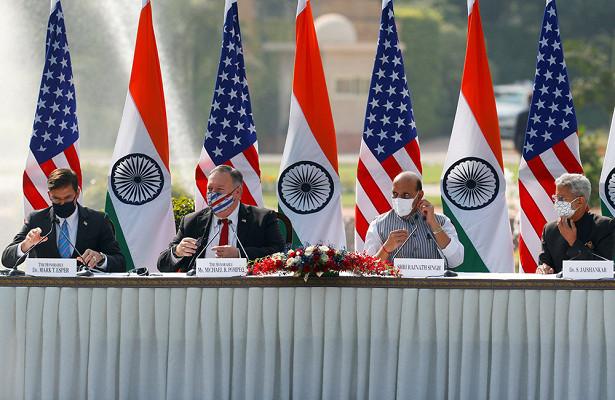 Индия получит доступ кданным американских спутников дляточного наведения ракет