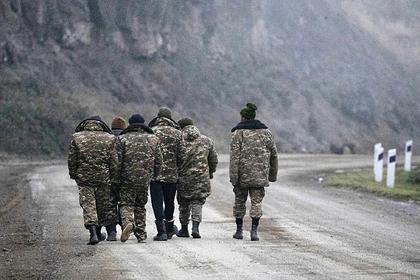 Родные пропавших вКарабахе военных обратились кРФ