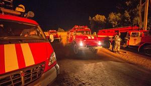 НаУкраине назвали причину пожара вбольнице вЧерновцах