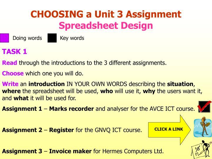 Help- stuck on GCSE ICT Spreadsheet coursework