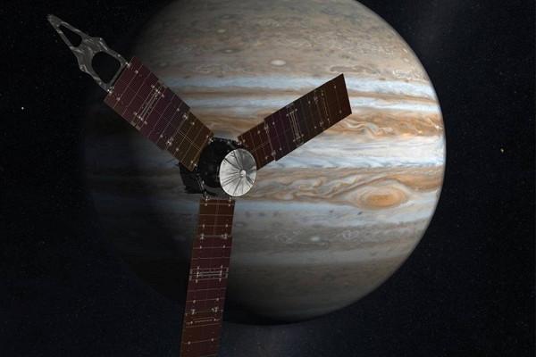 NASA продлило срок миссии Juno до2025 года