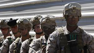 Военные СШАвысадились уграницы России