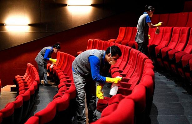 ВРоссии из-заCOVID закрылись 15% кинотеатров