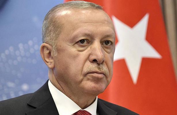Эрдоган озвучил позицию Турции поКрыму
