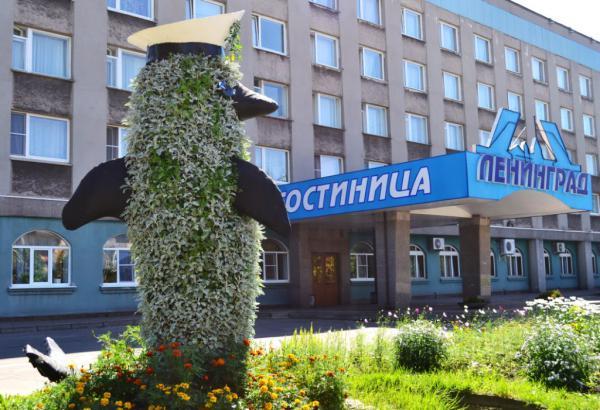 гостиницы гор череповец