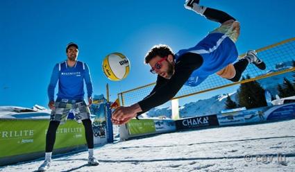 Объявлены критерии отбора напервый чемпионат Европы поволейболу наснегу