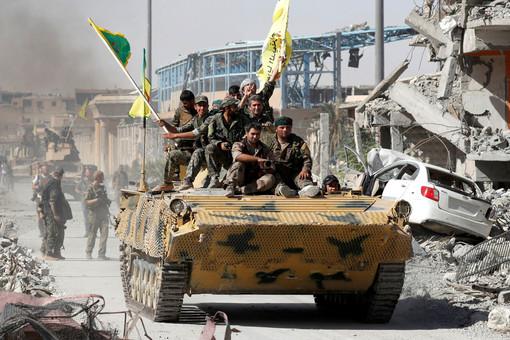 «Шагвперед». МИДпрокомментировал освобождение Ракки отИГ