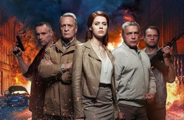 Amazon приобрёл права напрокат сериала «Пятого канала»— «Стражи отчизны»