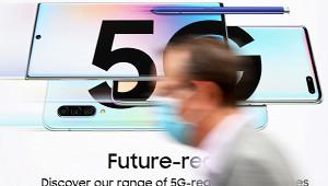 Первую вРоссии сеть 5Gзапустили вМоскве