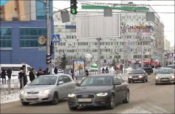 Радикальное изменение схемы движения наплощади Ленина грозит Новосибирску