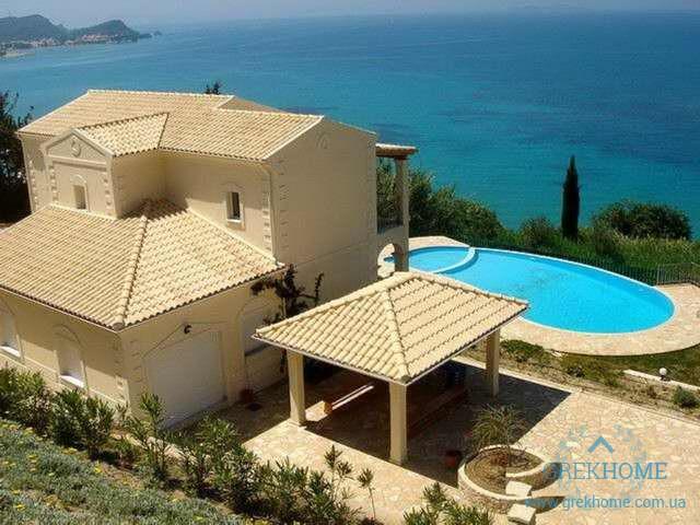 Недвижимость в остров Халкидики на побережье недорого