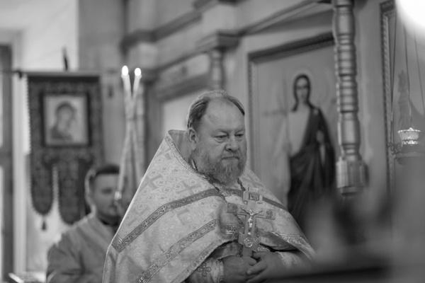 Священник РПЦскончался откоронавируса