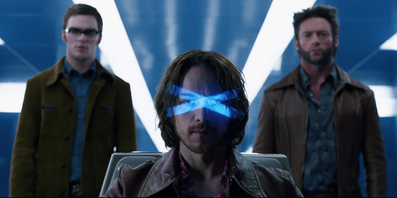 X-Men: Days of Future Past 2014 Hollywood Movie Watch