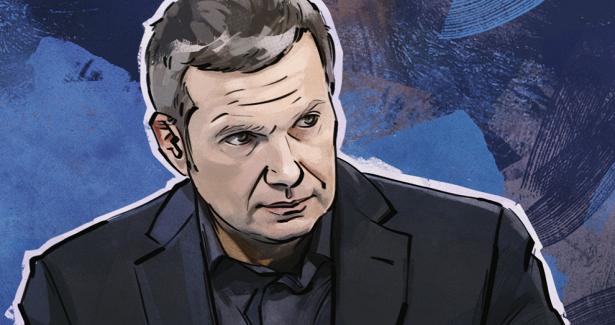 Соловьев возмущен лицемерной реакцией Запада нагибель бойцов ВСУвДонбассе