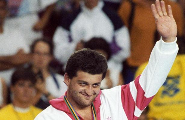 Скончался олимпийский чемпион Давид Хахалейшвили