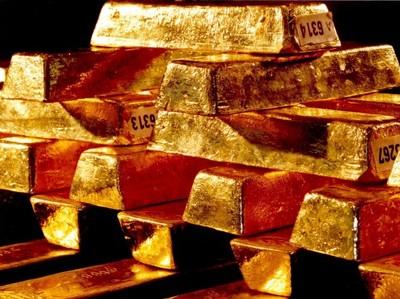 Золото дешевеет вожидании повышения ставки ФРС