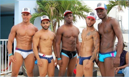 Black gay threesome orgy free trailers