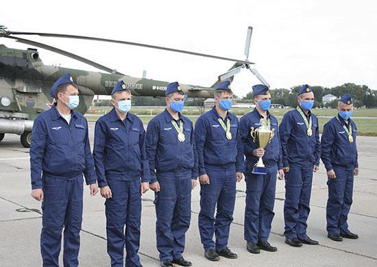Победители международного конкурса «Авиадартс-2020» вернулись вНовосибирск