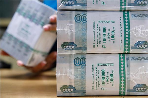 Запасы золота вроссийских банках рухнули