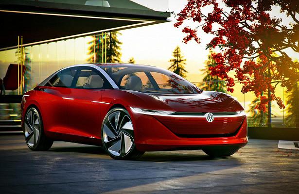 Volkswagen создаст конкурента Tesla Model S