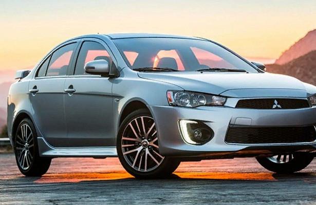 Mitsubishi может возродить Lancer сновым дизайном