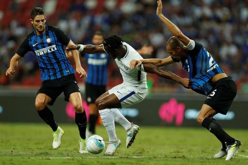 «Интер» хочет обменять Мартинеса натрех футболистов «Барселоны»