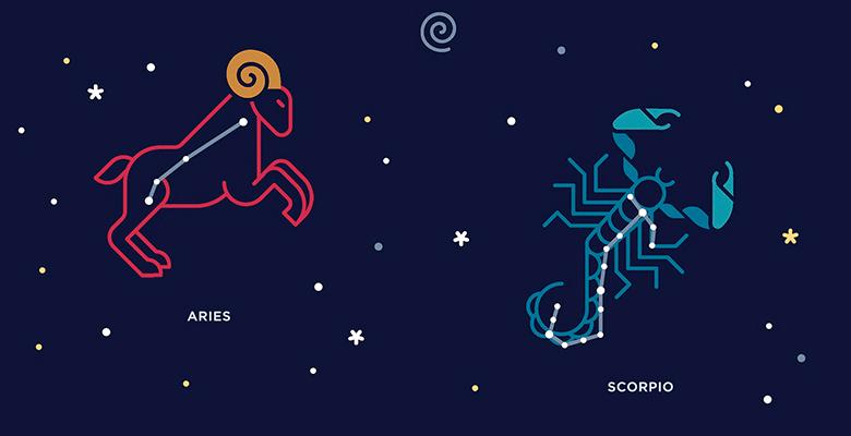 Женщи  скорпион мужчи  стрелец гороскоп
