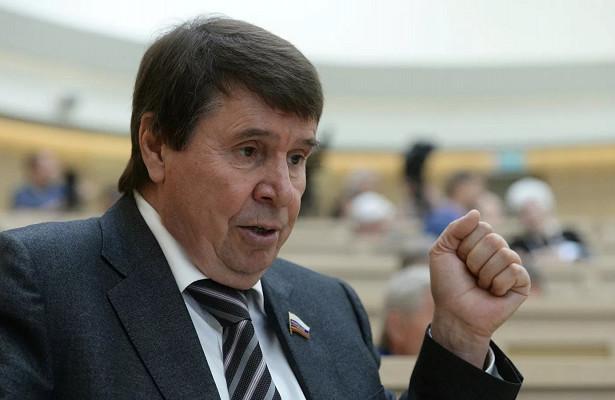 ВСовфеде заявили, чтоУкраину давно захватили американцы