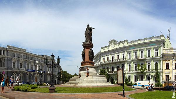 Эксперт объяснил, скемРоссии надо договариваться опокупке Одессы