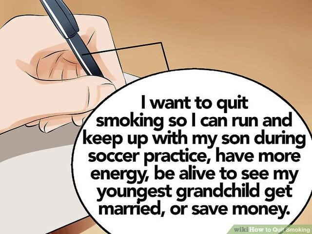 Write my essay about how to quit smoking