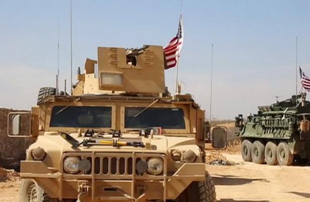 Власти СШАнесобираются выводить свои войска изСирии