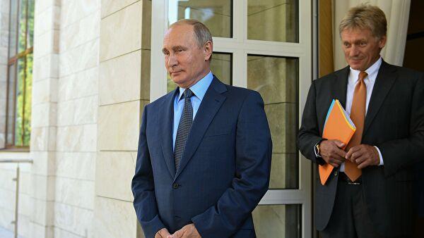 «Путин сообщит, когда сделает прививку откоронавируса»