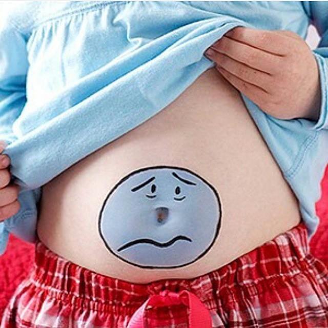 Ребенок часто жалуется на боль в животе