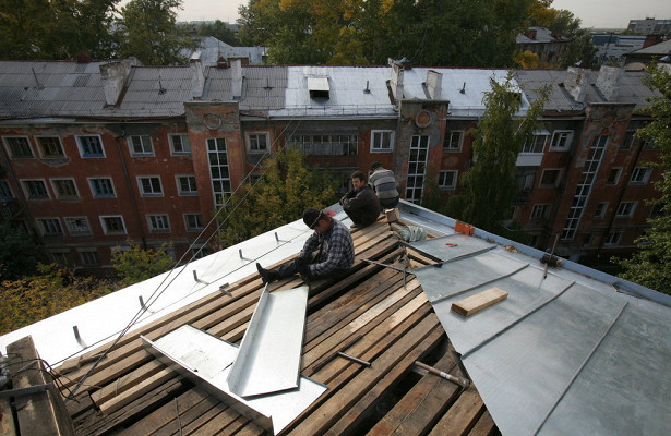 Крымчанам предложат заключать индивидуальные договоры накапремонт