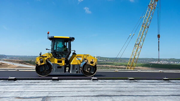 ВРоссии появится система анализа ценпристроительстве дорог