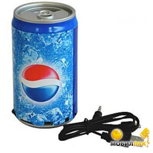 Pepsi can speaker instructions