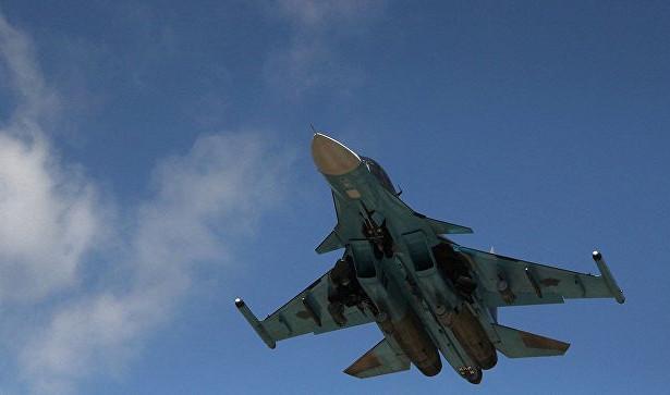 Эскадрилья Су-34пополнила авиаполк вЧелябинской области