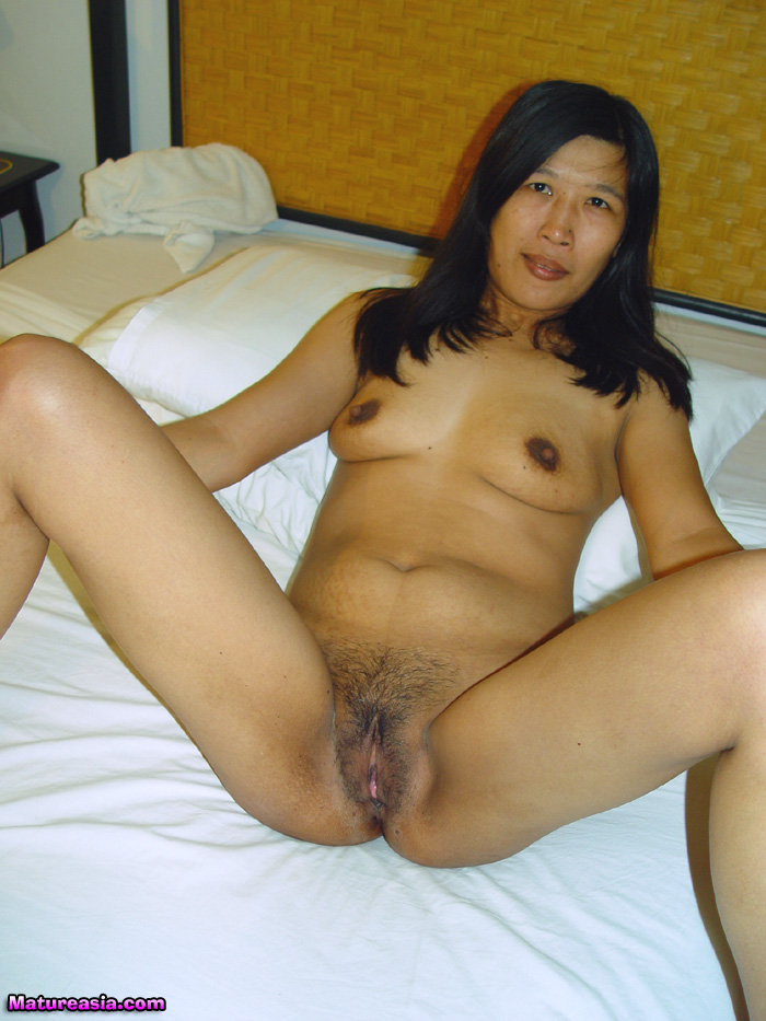 Men asian naked mature