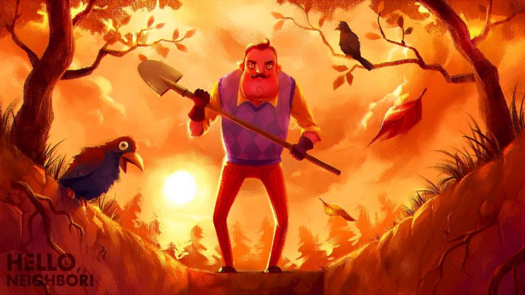 Hello Neighbor Free Download Full Version PC Game