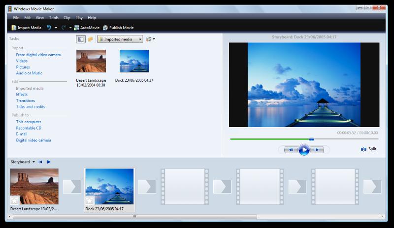 Como converter um arquivo Windows Movie Maker para AVI