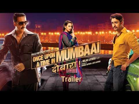 Once Upon A Time in Mumbaai Dobara (2013) Hindi Full Movie