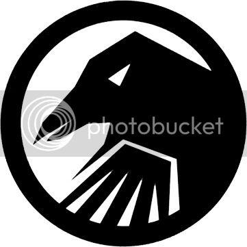 Metalheadz (Moving Shadow) Logo Vector (.EPS) Free Download