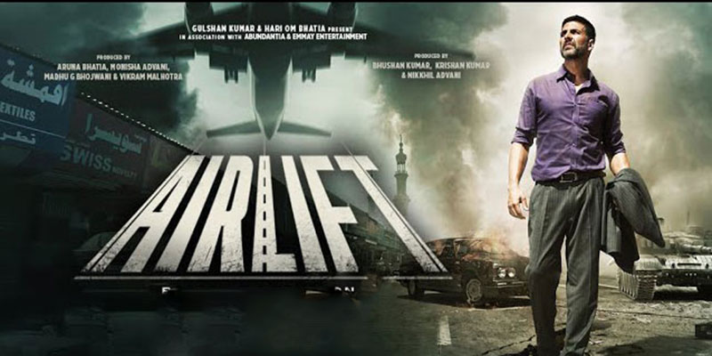 AIRLIFT – All Songs Lyrics and Videos - Akshay Kumar