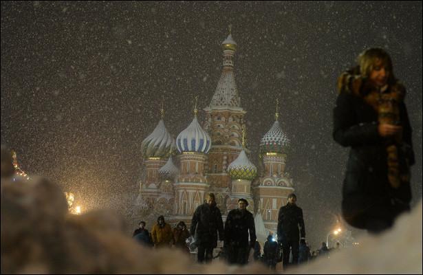 Доступ наКрасную площадь будет закрыт вновогоднюю ночь