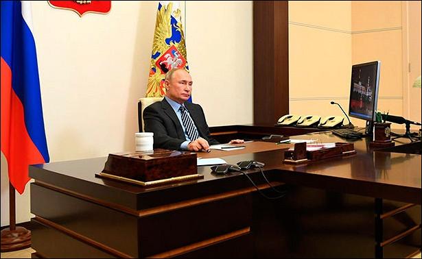 Путин утвердил новый секретный план длявоенных