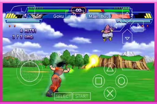 Dragon Ball Z VRVS - PC Game Download Free Full